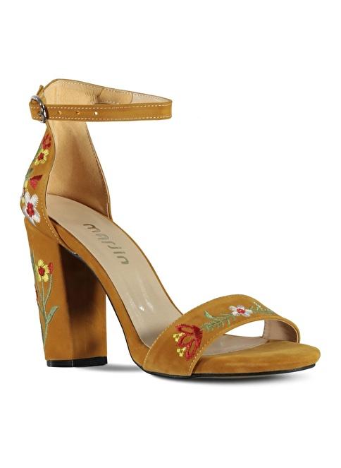 Marjin Ayakkabı Hardal